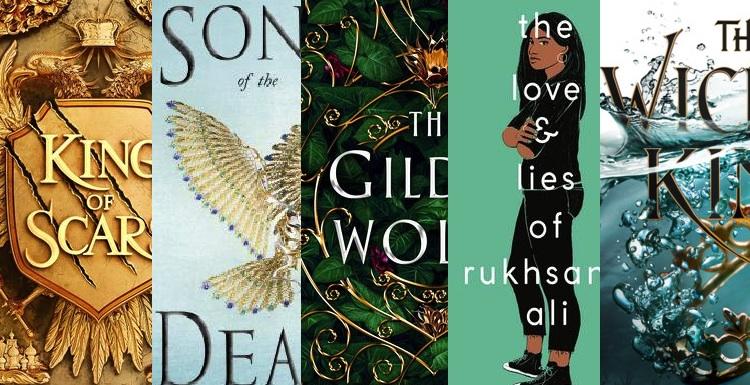 The Fandom's Most Anticipated YA Books: January 2019 | The