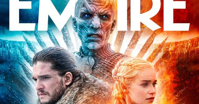 Empire Honors GAME OF THRONES With Its First TV Show Cover