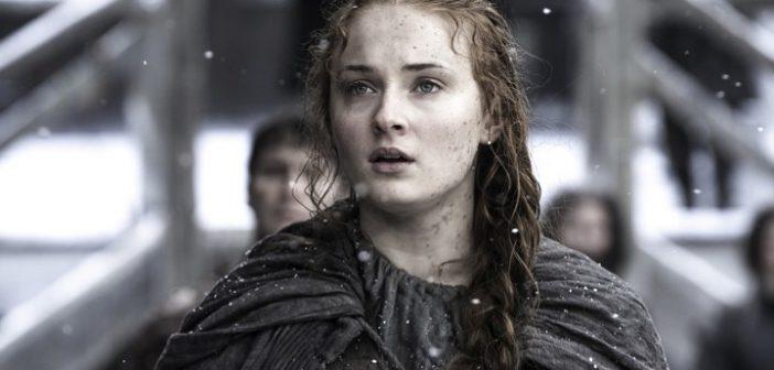 Sansa Stark finally gets her armor in GAME OF THRONES Season 8