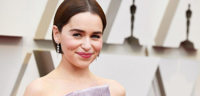 GAME OF THRONES' Emilia Clarke Shares Poignant Story, Reveals New Charity
