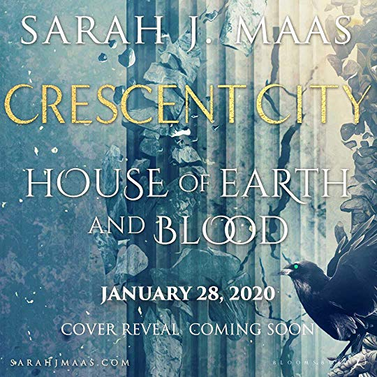 Sarah J  Maas Announces Title, Release Date For First