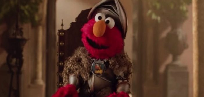 Elmo Ends The Lannister Feud in SESAME STREET's GAME OF THRONES Parody
