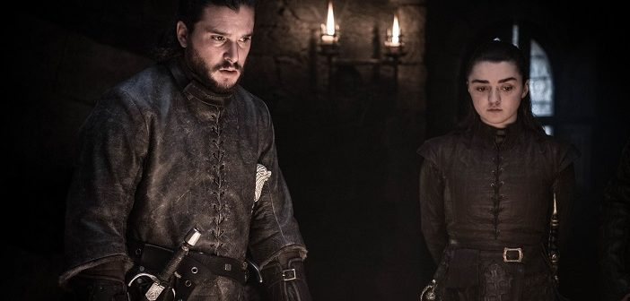 GAME OF THRONES 8.2 Promo and Photos