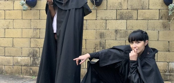 New Photos From The NEVERNIGHT Film Set