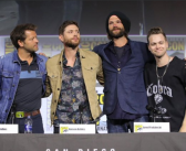 SUPERNATURAL's Final Season Celebrated in Hall H Panel at SDCC