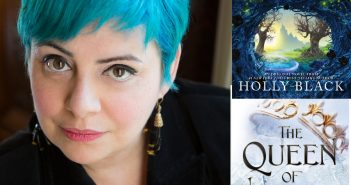 Exclusive Interview With THE HEART OF THE MOORS Author Holly Black