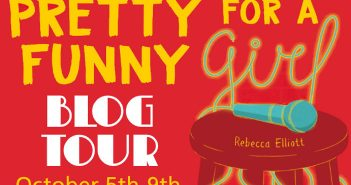 Enter to win a copy of PRETTY FUNNY FOR A GIRL