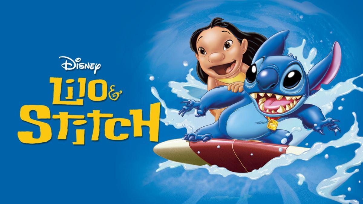 Joh M. Chu Lilo & Stitch