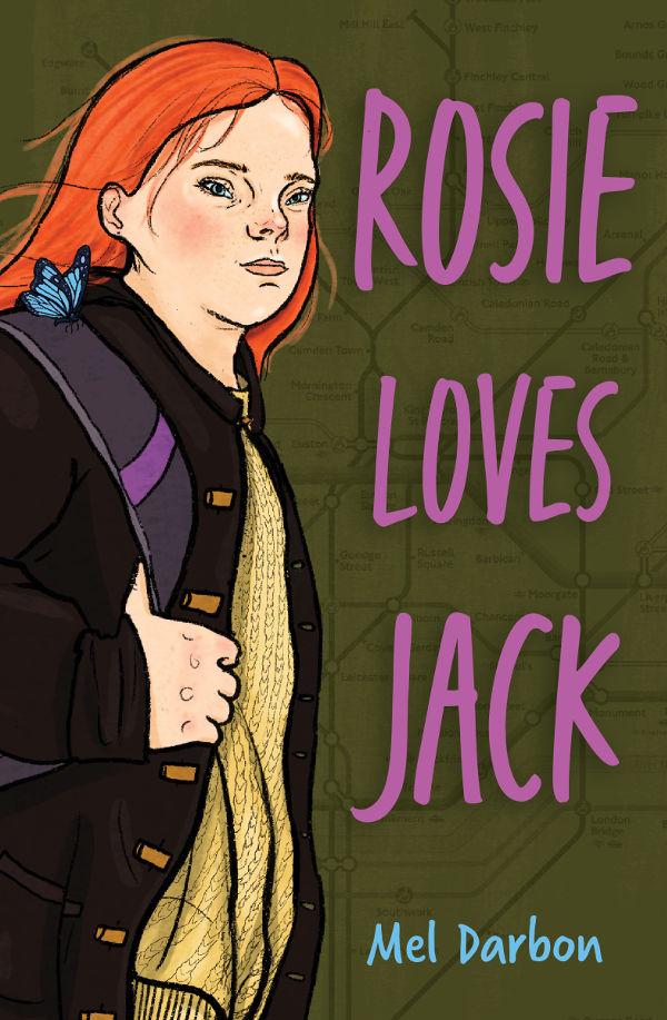 Rosie Loves Jack cover