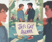 BOOK REVIEW: JAY'S GAY AGENDA by Jason June